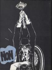 Verso de Tardi - La véritable histoire du Soldat Inconnu -1b1985- Tardi