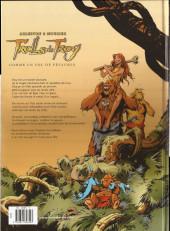 Verso de Trolls de Troy -3b2011- Comme un vol de Pétaures