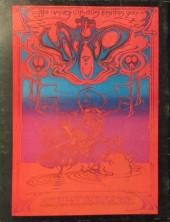 Verso de Gates of Eden (Fantaco 1982) - Welcome to the Gates of Eden