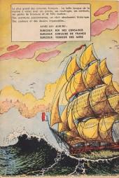 Verso de Les histoires vraies de l'Oncle Paul -5- Le mystère du brick fantôme