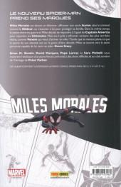 Verso de Miles Morales -2- De grands pouvoirs