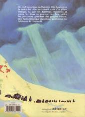 Verso de Les icariades - Intégrale