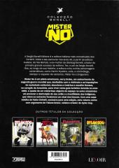 Verso de Mister No (en portugais) - OVNIS na Amazónia