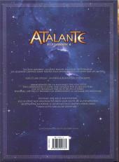 Verso de Atalante - La Légende -INT2- Intégrale 6 à 10
