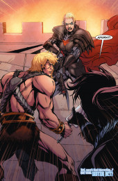 Verso de He-Man and the Masters of the Universe (2013) -1- Desperate Times