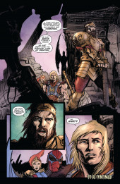 Verso de He-Man and the Masters of the Universe (2013) -7- What Lies Within, Part 1