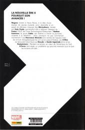 Verso de Dawn of X -9- Volume 09