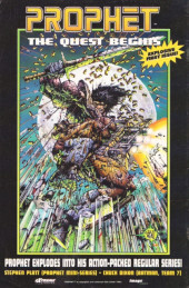 Verso de Team Youngblood (Image comics - 1993) -16- Slow emotion replay