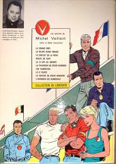 Verso de Michel Vaillant -1b1966- Le grand défi