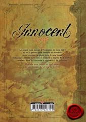Verso de Innocent Rouge -10- L'ange de l'assassinat