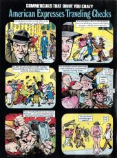 Verso de Crazy magazine (Marvel comics - 1973) -9- Issue # 9