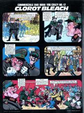 Verso de Crazy magazine (Marvel comics - 1973) -10- Issue # 10
