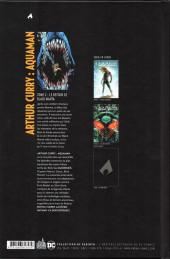 Verso de Arthur Curry : Aquaman -2- Le retour de black manta