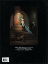 Verso de (AUT) Frazetta -5- Le maître du Fantasy Art