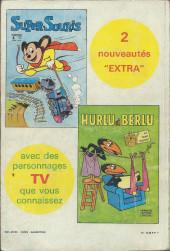 Verso de Rin Tin Tin & Rusty (2e série) -Rec50- Album N°50 (du n°66 au n°71)