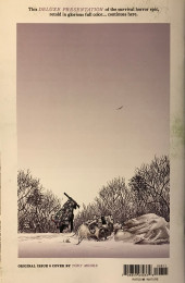 Verso de Walking Dead (The) (2020) - Deluxe -8- Issue #8