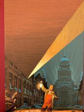 Verso de Blake et Mortimer (Les Aventures de) -HS3TT- Le Dernier Pharaon