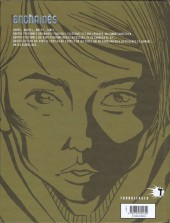 Verso de Enchaînés -2- Le corrupteur