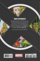 Verso de X-Men - La Collection Mutante -917- Mort apparente