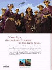 Verso de Facteur pour femmes -2- Livre 2