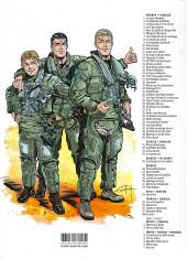 Verso de Buck Danny -58- Le pacte !