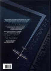 Verso de Wunderwaffen Missions secrètes -2- Le Souffle du condor