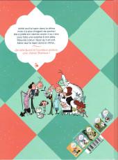 Verso de Astrid Bromure -6- Comment fricasser un lapin charmeur ?