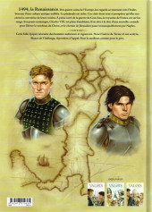 Verso de Valois -3- Furia Francese