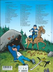 Verso de Les tuniques Bleues -52a2018- Des bleus dans le brouillard