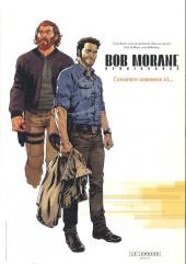 Verso de Bob Morane - Renaissance -1HC- Les terres rares