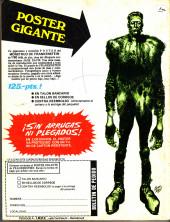 Verso de Dossier Negro -38- El verdugo