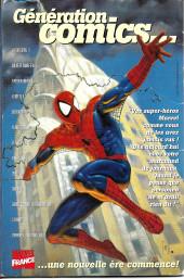 Verso de Wolverine (Marvel France 1re série) (1997) -44- Le fléau arrive!