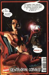 Verso de Wolverine (Marvel France 1re série) (1997) -46- Meurtres à madripoor