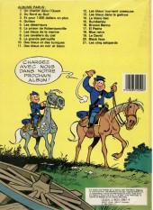 Verso de Les tuniques Bleues -4b1984- Outlaw