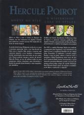 Verso de Hercule Poirot (en portugais) -3+5- Morte no Nilo / O misterioso caso de Styles