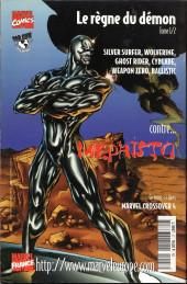 Verso de Wolverine (Marvel France 1re série) (1997) -47- Recherche adamantium désespérément!