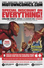 Verso de Unbelievable Gwenpool (The)  (Marvel comics - 2016) -4- The Unbelievable Gwenpool #4