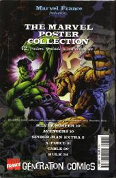 Verso de Wolverine (Marvel France 1re série) (1997) -48- Wolverine retrouvera t-il son adamantium?