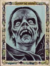 Verso de Dossier Negro -45- El pozo del horror