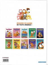 Verso de Garfield -47Ind2019- Un peu, beaucoup, à la folie