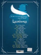 Verso de Les légendaires -20a2019- World Without : Le Royaume des larmes