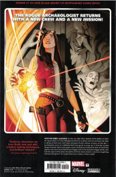 Verso de Star Wars: Doctor Aphra (2020) -INT1- Fortune and fate