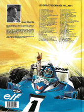 Verso de Michel Vaillant -46a1993- Racing show