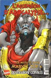Verso de Wolverine (Marvel France 1re série) (1997) -49- Promesses tacites