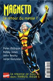 Verso de Wolverine (Marvel France 1re série) (1997) -52- Il était une fois à tokio...