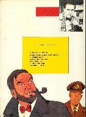 Verso de Blake et Mortimer (Historique) -7a67- S.O.S. Météores - Mortimer à Paris