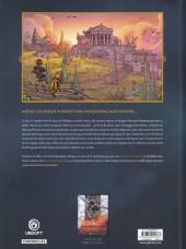 Verso de Immortals fenyx rising -1- L'odyssée de fenyx