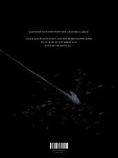Verso de La grande Peste -1- Le quatrième Cavalier