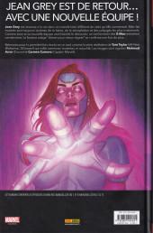 Verso de X-Men: Red - Haine Mécanique