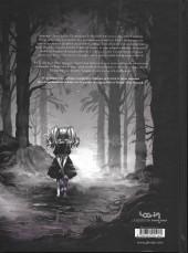 Verso de Grimoire Noir